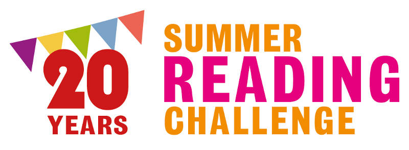 Summer Reading Challenge logo