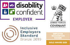 Equality, diversity and inclusion logos