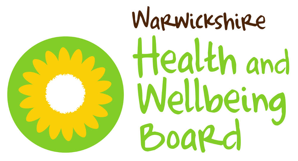 Warwickshire Health and Wellbeing Board logo