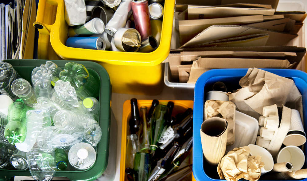 A-Z of recycling
