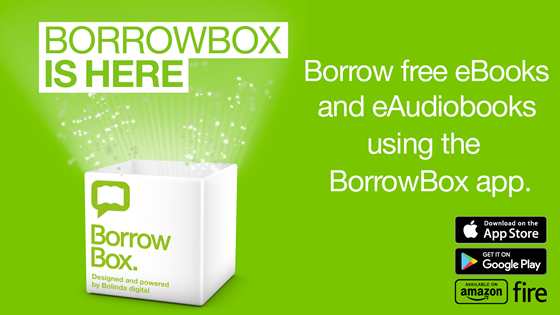 Borrow free ebooks and eaudiobooks