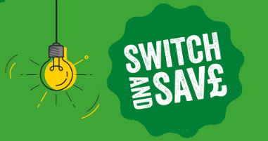 Switch and Save on your energy bills